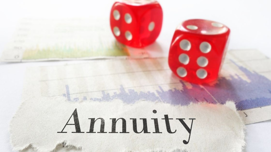 annuity riders