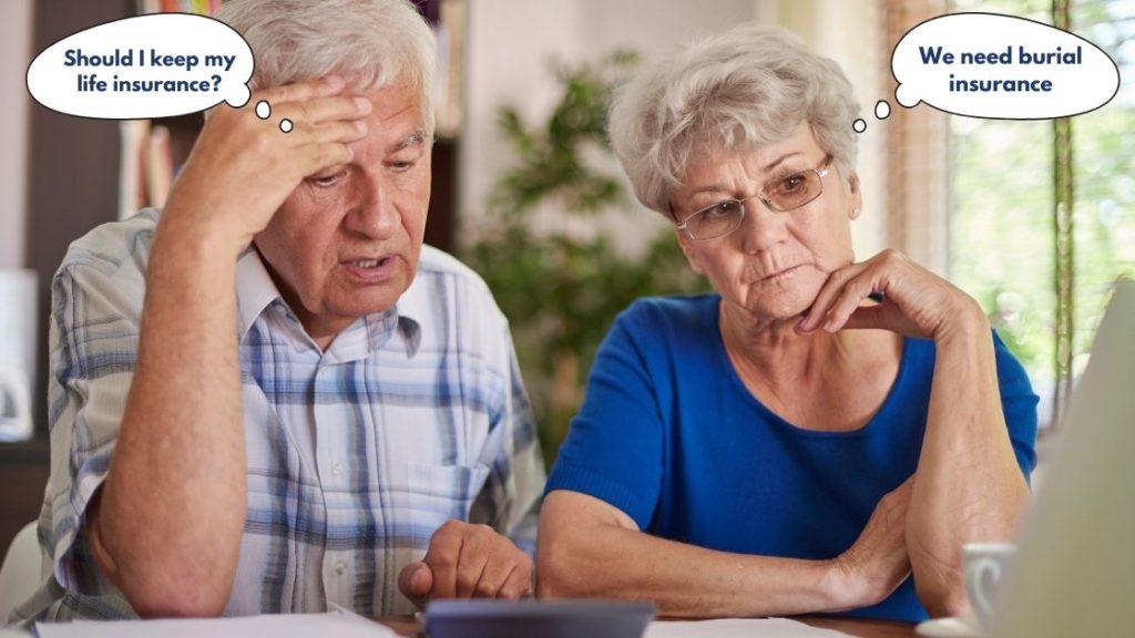 burial insurance vs life insurance